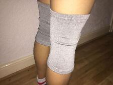 1 Pair Knee Pain Relief Bamboo Charcoal Grey Warm Belt GrandParent Birthday Gift