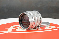 - Leica Leitz Summarit 50mm f1.5 Lens LTM M39 Leica Thread Mount