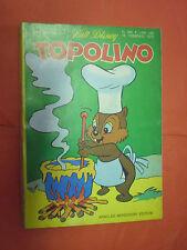 WALT DISNEY- TOPOLINO libretto- n° 899 a - originale mondadori- anni 60/70
