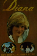 Princess Diana:OUR ROYAL MOTHER TO BE RARE BOOKLET WILLIAM PREGNANCY RARE