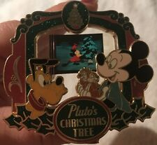 Piece of Disney Movies - Pluto's Christmas Tree PODM LE 2000 Pin