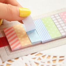 New Lovely Sticky Post It Notes Note Pad Memo Pad Message Post Sticker Scrapbook