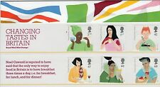 GB Presentation Pack 374 Changing Tastes Britain. 2005. 10% OFF FOR ANY 5+