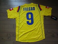 Colombia #9 Falcao 100% Original Soccer Jersey Shirt 2009 Home S Still BNWT