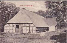 uralte AK, Husum, Osterfelder Haus