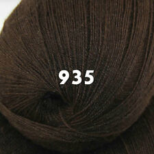 Sale 1 ball x 50gr LACE Soft Crochet Acrylic Wool Cashmere hand knitting Yarn