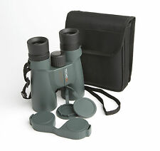 Tecnoeu 10X42 Premium Roof Prism General Use Binoculars. Waterproof, Fogproof