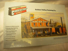 WALTERS CORNERSTONE SERIES KIT-933-3018 GOLDEN VALLEY CANNING CO  HO SCALE