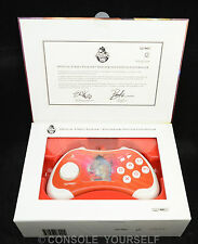 OFFICIAL STREET FIGHTER 15TH ANNIVERSARY RYU EDITION CONTROLLER -  NEW - PS2