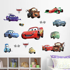 The Cars Various Sports Car Art Wall sticker wall decals for Kids room decor