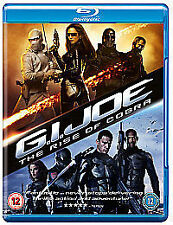 G.I. Joe - The Rise Of Cobra (Blu-ray, 2009)