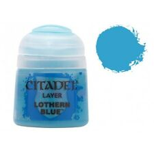 LOTHERN BLUE 22-18 Paint Pot (Games Workshop Warhammer Citadel) New 12ml
