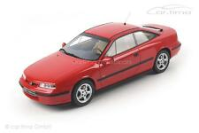 Opel Calibra turbo 4x4-rojo - 1 of 2.500 - Otto Mobile - 1:18 - ot172