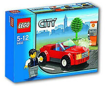 8402 CLASSIC SPORTS CAR lego NEW city town SEALED
