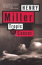 Tropic of Cancer, Henry Miller, Good Condition, Book