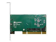 Sangoma A101D AFT Single T1 E1 DataStreams PCI Asterisk Voice Card w EC Hardware