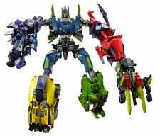 Transformers Generations Fall of Cybertron G2  Combaticons Bruticus SET 5