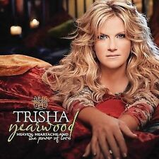 Heaven, Heartache and the Power of Love by Trisha Yearwood (CD, Nov-2007, Big Ma