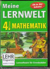 Meine Lernwelt  -  4. Klasse Mathematik