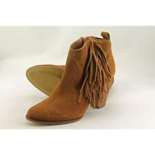 Steve Madden Ohio Women US 8 Tan Bootie Pre Owned  1429