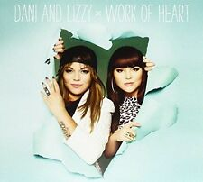 Work Of Heart - Dani & Lizzy (CD Used Very Good)