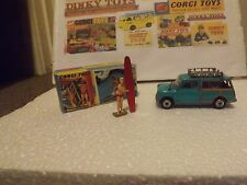 CORGI 485 SURFING BMC MINI COUNTRYMAN original and boxed