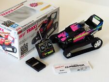Taiyo Fast Traxx Eliminator (1991) New In Box. Black. Tyco. Vintage R/C truck.