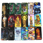 Vivid 3D Vision Hard Phone Case Skin Flash Effects Cover for iPhone 4 4S 4G LOT