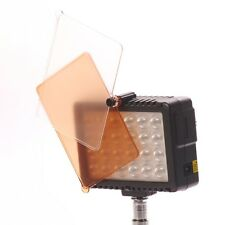 R-50 LED Panel lite With Diffuser and Coloured Filter