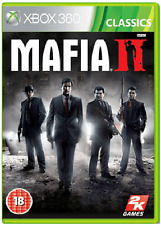 Xbox 360 - Mafia II (2) **New & Sealed** Official UK Stock