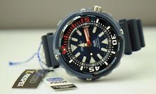 SEIKO PROSPEX SRPA83 PADI BABY TUNA MENS 200M DIVERS 50MM AUTOMATIC WATCH BLUE