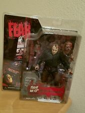 friday the 13th the final chapter Mezco Cinema of Fear JASON VOORHEES (Opened).