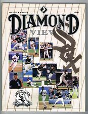 1993 Chicago White Sox ALCS Playoff Blue Jays PROGRAM
