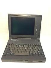 TEXAS INSTRUMENT TRAVELMATE 4000E COLOR 486 25MHz LAPTOP Computer