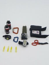 1/6 Easy & Simple 26004 PMC Accessories HD Body Camera GPS Caribiners Shears #05