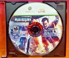 Dead Rising (Microsoft Xbox 360, 2006) Rare Game  Kill Zombies Walking Chainsaws