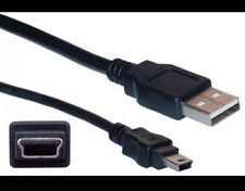 USB Charger Cable Cord for TI-NSpire CX and CAS TI84 Plus CE Graphing Calculator