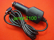 Original Garmin GPS Nuvi Vehicle 350 360 1450 1490t Car charger Power Cord