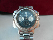 Nautica Chronograph Stainless Steel Watch E4 7""