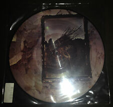Led Zeppelin IV Vinyl LP Record Picture Disc Rare 4 HATS 421-65-P NEVER PLAYED!