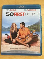 Blue Ray DVD 50 First Dates