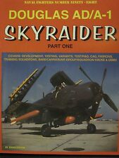 Douglas AD / AD-1 Skyraider Part I book by Naval Fighters 98