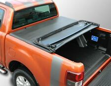 Ford Ranger 2016> NLG* Tonneau cover Soft, Double Cab Tri-Folding Load Bed Cover