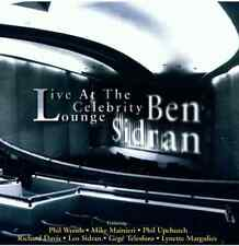 Ben Sidran - Live At The Celebrity Lounge (CD 2004 CD QUALITY CHECKED & FAST
