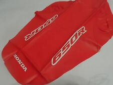SEAT COVER HONDA XR 650R 2000!!! FREE SHIPPING WORLDWIDE