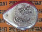 HARLEY FXR Chrome Live to Ride Harley Davidson Air Cleaner