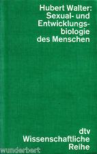 sessuale- e BIOLOGIA DELLO SVILUPPO delle persone - Hubert WALTER tb (1978)