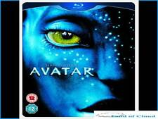 James Cameron's Avatar steel tin Edition blu-ray - FAST POST