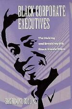 Black Corporate Executives (Labor And Social Change), Collins, Sharon, Good Book