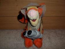 """Walt Disney World- Safari Tigger Plush- 9"""""""